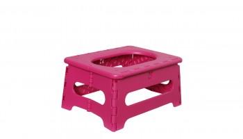 유온미 휴대용변기 세트 Hot pink